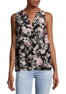 Joie Senia Silk Top