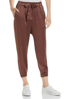 Joie Sequoya Cropped Jogger Pants