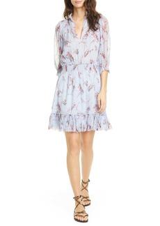 Joie Shima Silk Dress