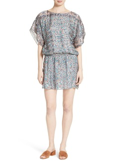 Joie Sofinne Silk Print Dress