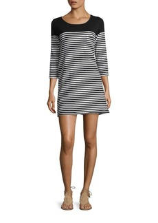 Joie Soft Joie Alyce Stripe Dress