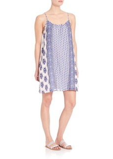Joie Soft Joie Jorell Hacienda Floral Dress