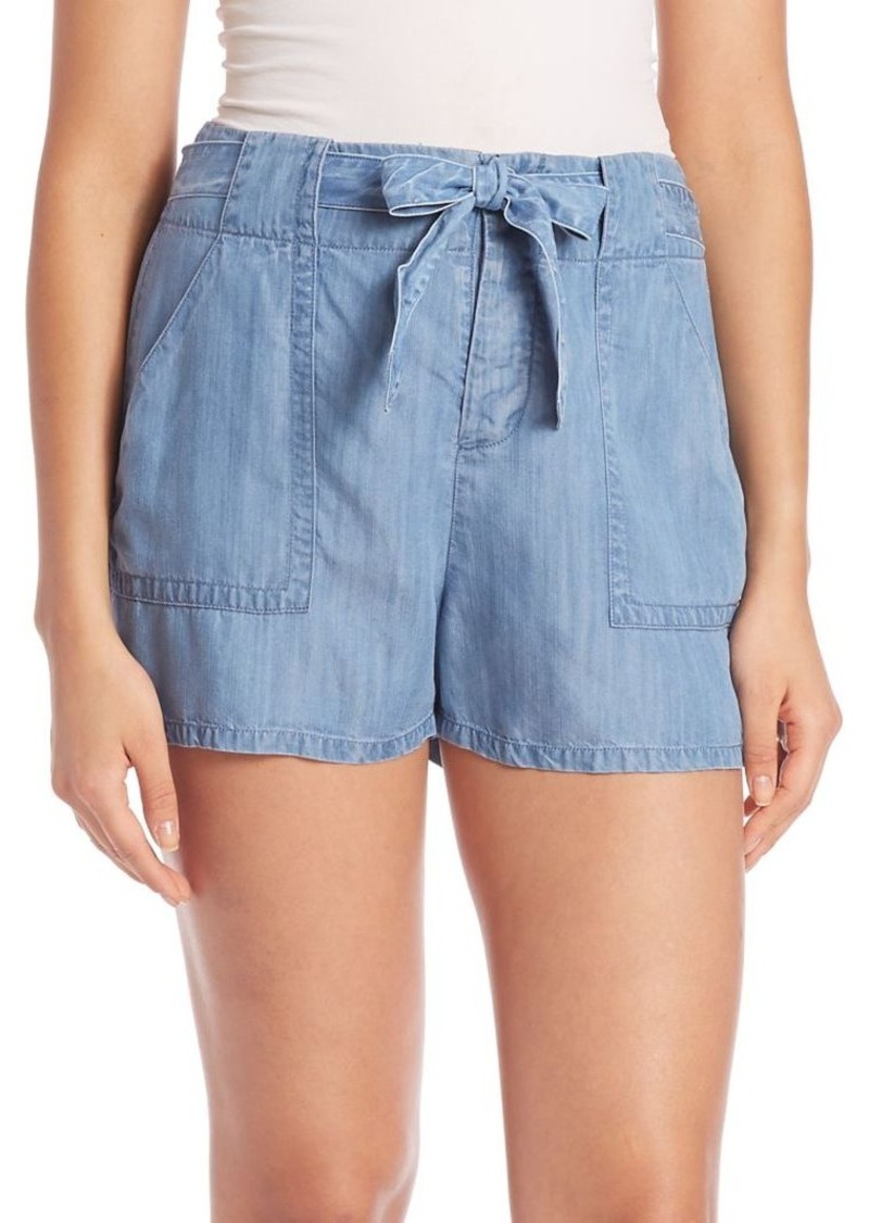 Joie Soft Joie Mirielle Chambray Shorts