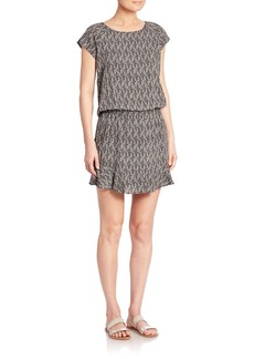 Joie Soft Joie Quora Blouson Dress