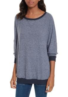 Joie Striped Sweatshirt