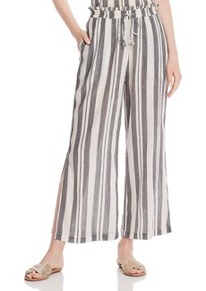 Joie Sylar Striped Wide-Leg Pants