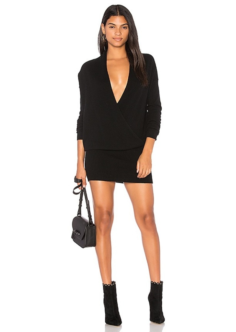 Joie Syrin Dress in Black. - size M (also in S,XS)