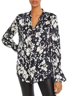 Joie Tariana Floral Printed Shirt