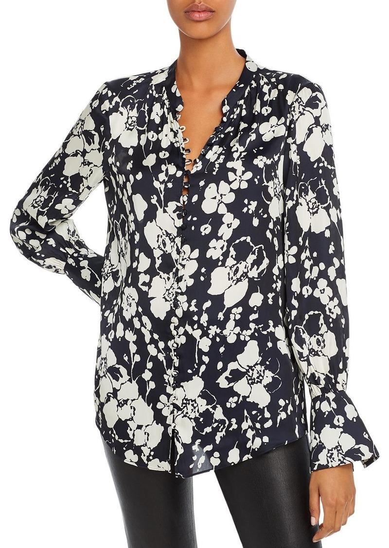 Joie Tariana Floral-Printed Shirt