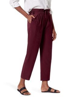 Joie Telia Paperbag Waist Ankle Pants