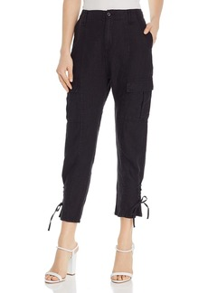 Joie Telutci Cropped Cargo Pants