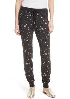 Joie Tendra B Metallic Sweatpants