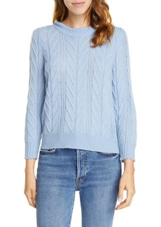 Joie Tenzin Cable Sweater