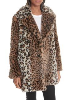 Joie Tiaret Faux Fur Jacket