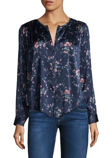 Joie Timlyn Floral Blouse