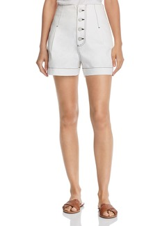 Joie Tylar High-Rise Shorts