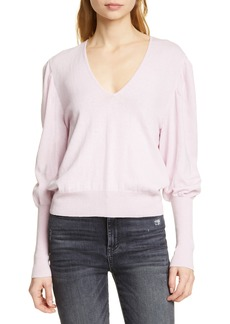 Joie Ula Bubble Sleeve Sweater