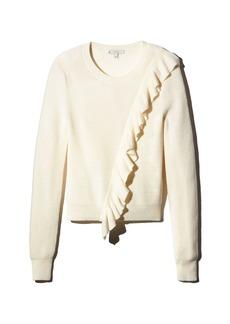 Joie Viviana Ruffle Sweater