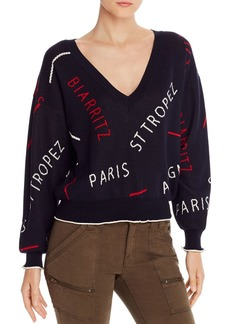 Joie Wilhelmina Destination Sweater