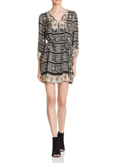 Joie Winfield Printed Tunic Dress