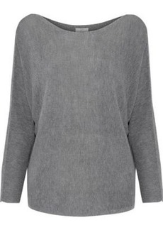 Joie Woman Kerenza Knitted Sweater Gray