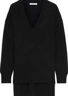 Joie Woman Limana Knitted Sweater Black