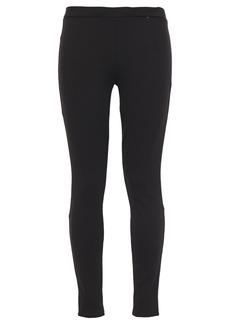 Joie Woman Stretch-jersey Leggings Black