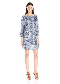 Joie Women's Arryn B Animal Printed Dress
