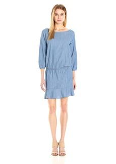 Joie Women's Arryn Chambray Dress  S