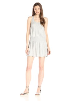 Joie Women's Bailee Jersey Halter Grey Dress