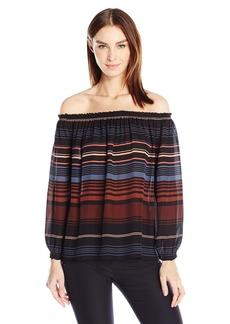 Joie Women's Bamboo Stripe Blouse  M