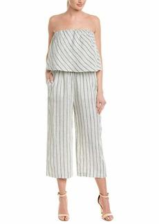 Joie Women's Brogan Linen Stripe Jumpsuit  s