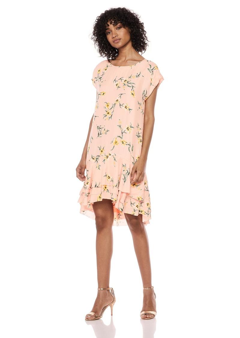Joie Women's Coreen Silk Short Sleeve Dress  XS