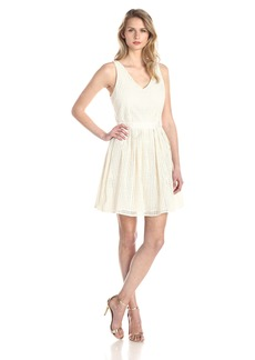 Joie Women's Creneau Fit And Flare Dress