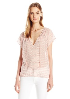 Joie Women's Dolan B Cotton Blouse