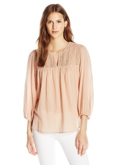 Joie Women's Folk Cotton Blouse