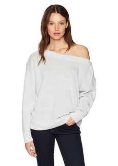 Joie Women's Gadelle Off-The-Shoulder Sweater  XS