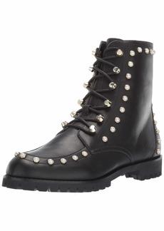 Joie Women's HALYN Combat Boot  37.5 Regular EU (7.5 US)