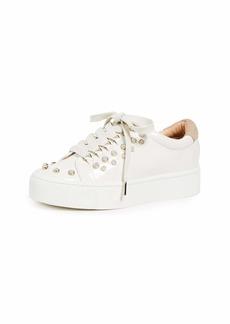 Joie Women's Handan Sneakers  White Off White  Medium US