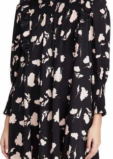 Joie Women's Jamila Dress  Black Floral