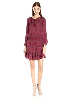 Joie Women's Kleeia B Paisley Print Dress  M