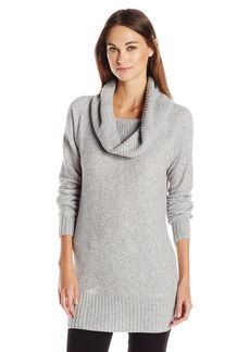 Joie Women's Lematerry with 6564 Sweater Knit Rib Light Heather Grey