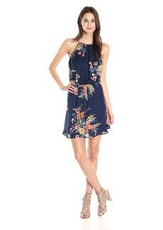 Joie Women's Makana E Floral Dress  L