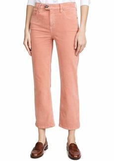 Joie Women's Maza Jeans  Pink Orange