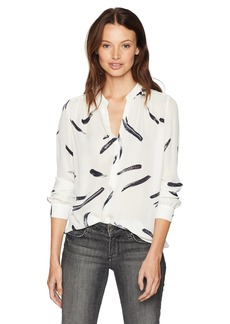 Joie Women's Mintee Button Down Blouse  S