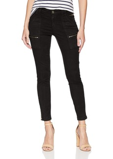Joie Women's Park Skinny Slim Fit Ankle Zip Pants