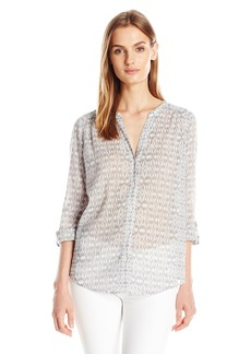 Joie Women's Pozey Cotton Blouse