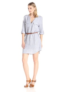 Joie Women's Rathana C Linen Dress  Small