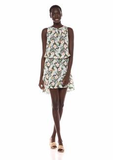 Joie Women's Sabera Silk Short Dress  l