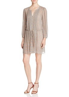 Joie Xyla Printed Silk Dress